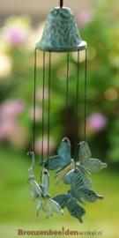 Windgong met vlinders BBWWC6807V