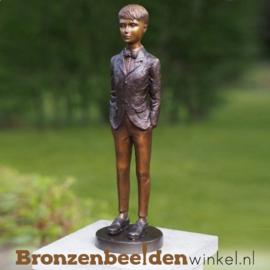 """Tuinbeeld """"Het deftige jongetje"""" BBW1312br"""
