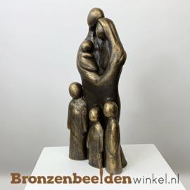 """Geboortegeschenk """"Uitgebreid gezin 6 personen"""" BBW071br64"""
