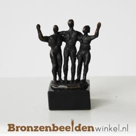 """Sportprijs """"Nummers 1,2, en 3"""" BBW003br01"""
