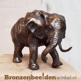 Beeld olifant brons BBWFHOF