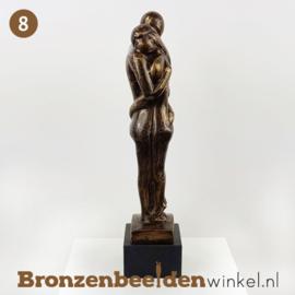 "NR 8 | 10 jaar getrouwd cadeau ""Geborgen voelen"" BBW001br10"