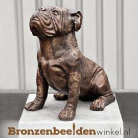 Honden beeld mopshond BBW37227