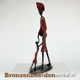 Afrikaanse beelden 35 cm