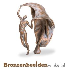 """Bronzen sculptuur """"Vrijheid van de ziel"""" BBW87637"""