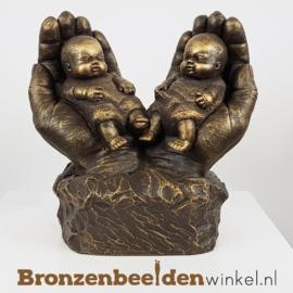 Tweeling cadeau twee baby's BBW073br40