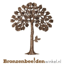 Bronzen levensboom BBWP3679