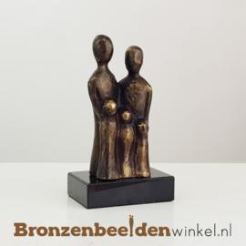 Lief klein gezinsbeeldje 5 personen BBW22000