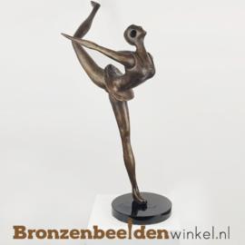 Modern ballerina beeld brons BBW94183