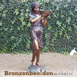 Bronzen fontein - waterornament BBW851