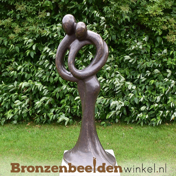 Abstract liefdespaar tuinbeeld BBW0719br