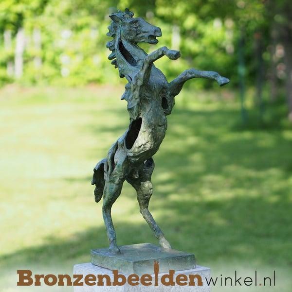 Tuinbeeld abstract paard BBW88210