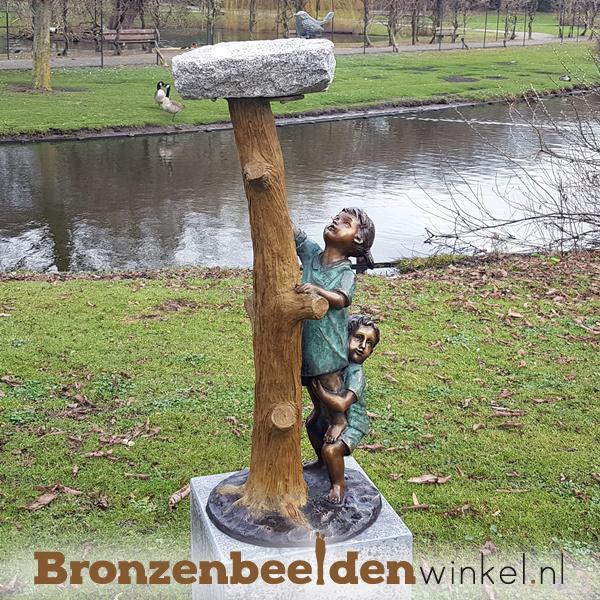 Tuinbeeld klimmende kinderen BBWR88856