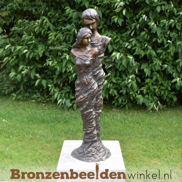 """Bronzen tuinbeeld """"Modern Couple"""" BBW1816"""