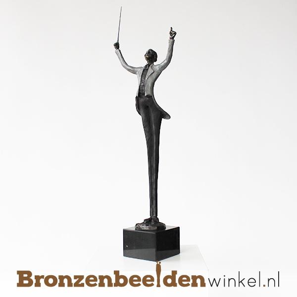 """Beroepen beeldje """"De Dirigent"""" BBW003br69"""