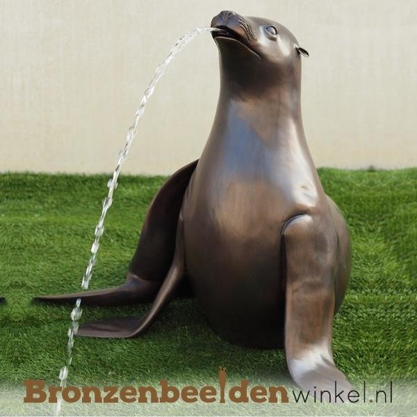 Bronzen zeehond BBWB797