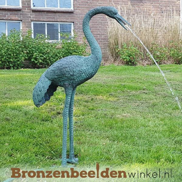 Spuitfiguur kraanvogel BBW1178