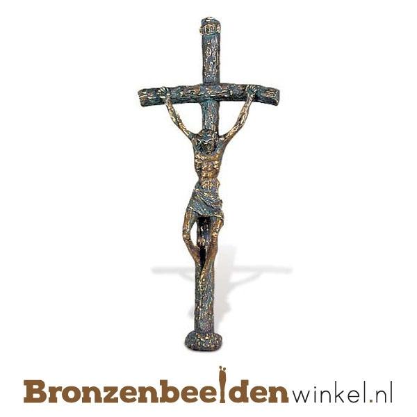 Bronzen Jezus Christus beeld BBW94440