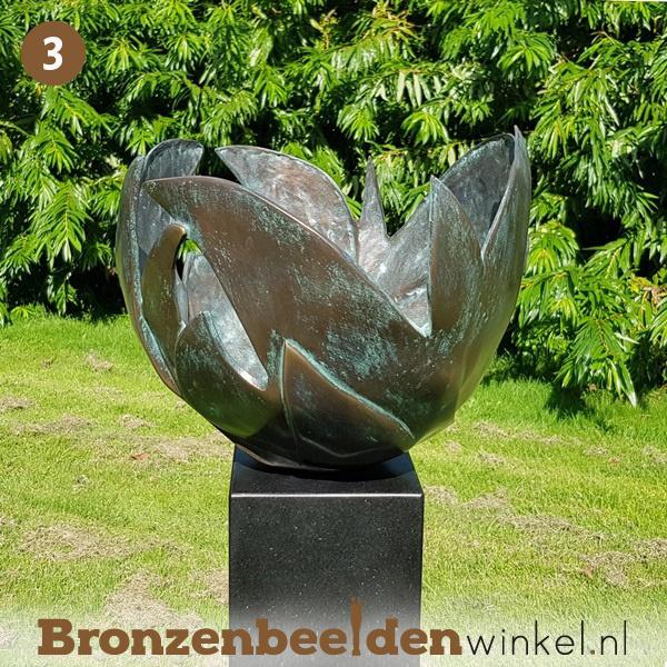 """NR 3   Verjaardagscadeau """"Bloem des Levens"""" - Groen"""