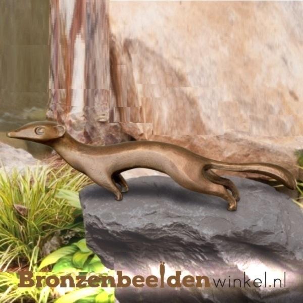 Bronzen wezel BBW37205