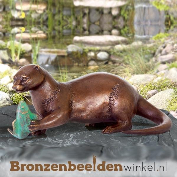 Otter van brons BBW37231