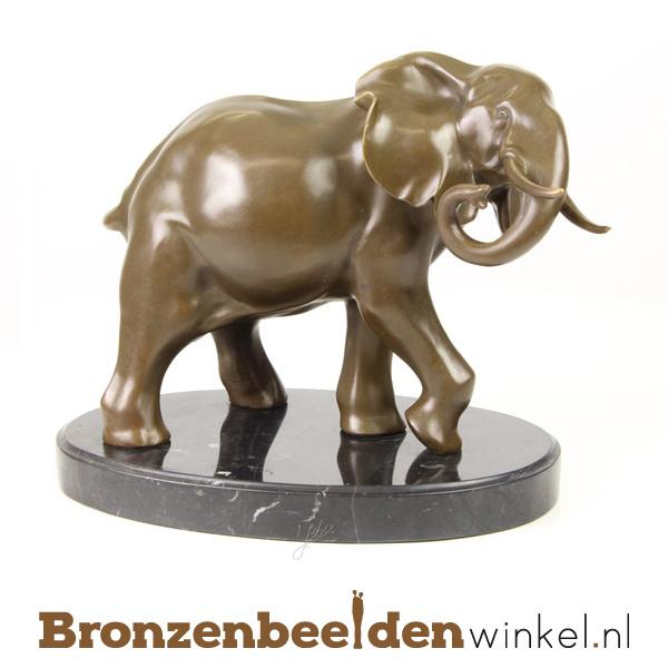 Bronzen olifant beeld BBWFA24