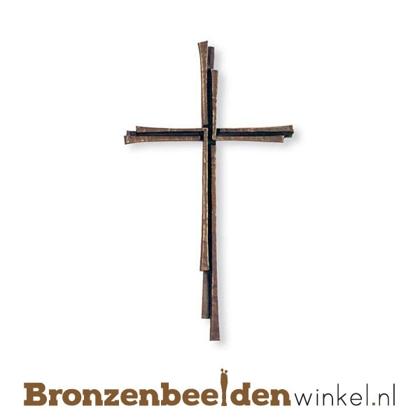 Bronzen kruis BBW60370-040