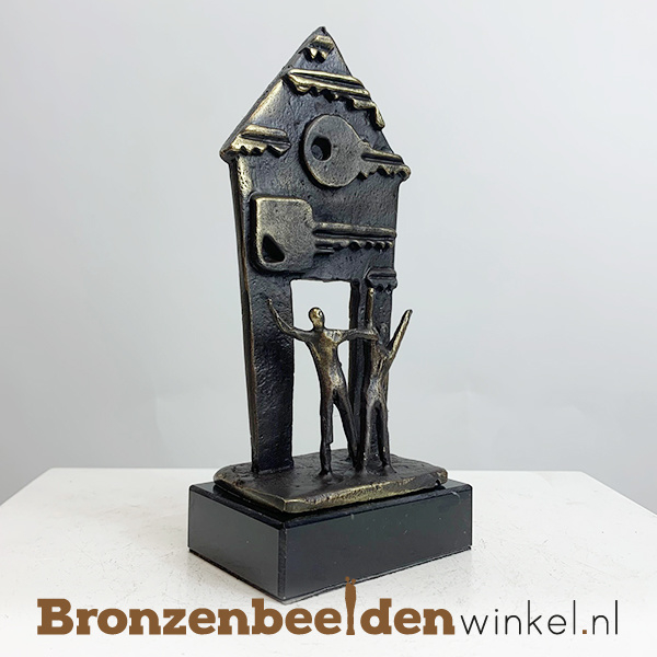 "Nieuwe woning cadeau ""Hoera een nieuwe woning!"" BBW001br36"