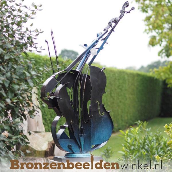 "Abstract tuinbeeld ""Chello"" BBW2289br"