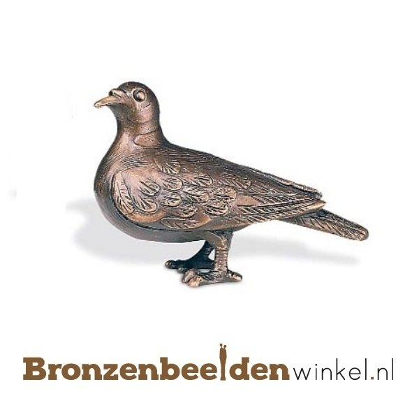 Bronzen duif BBW94590