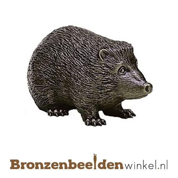 Egel beeld brons BBW4416p