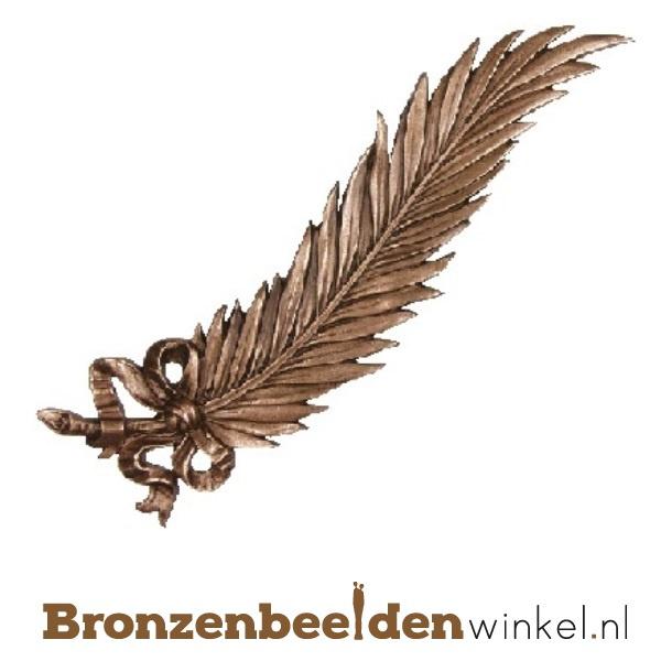 Bronzen palmtak BBWP3514R