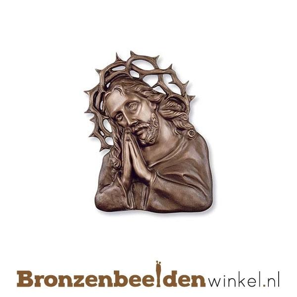 Christus beeld met doornkrans BBW20330