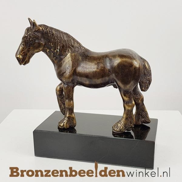 Bronzen paarden beeldje BBWFHPB4