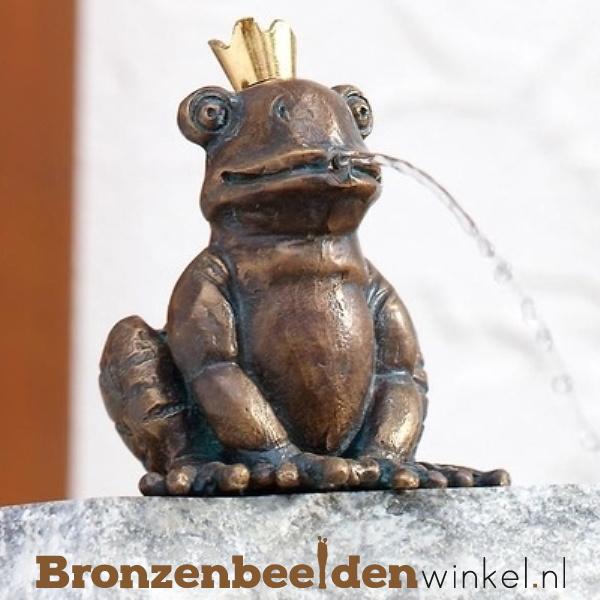 Koningskikker beeld Olaf als spuitfiguur BBWR88724