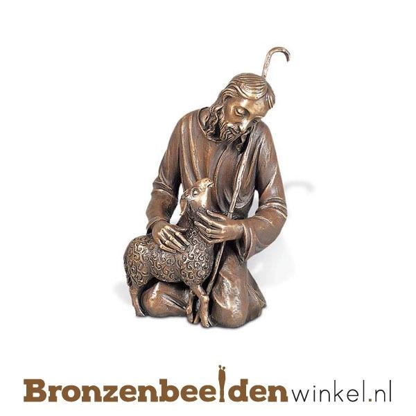 Bronzen Jezus Christus beeld BBW85057