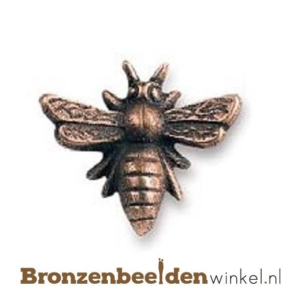 Dierenbeeldje bij van brons BBW80016