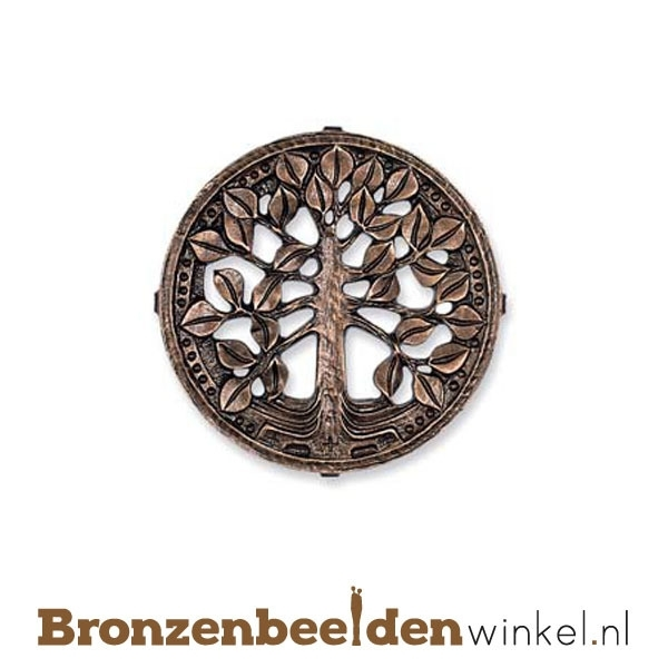 Bronzen levensboom BBW33340