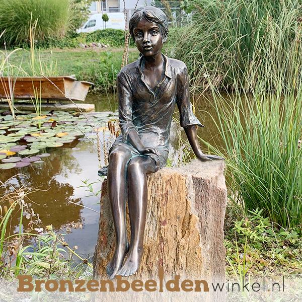 "Tuinbeeld vrouw ""Birgit"" BBW88178"