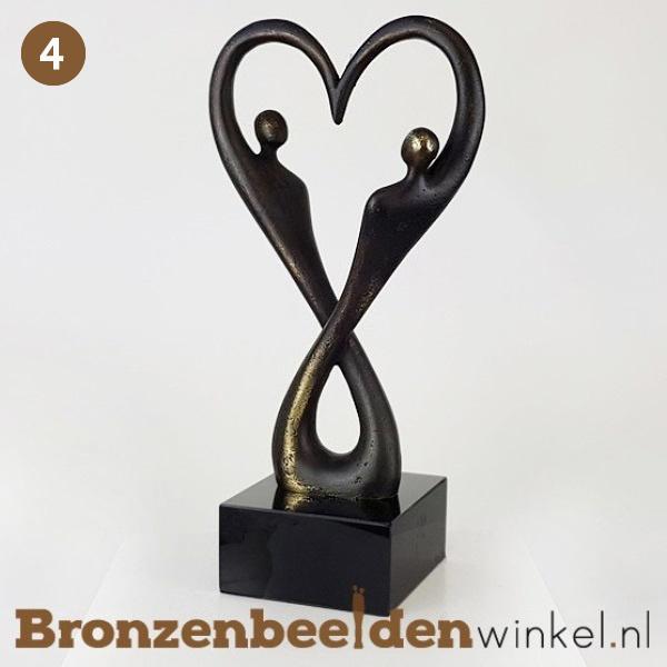 "NR 4 | 20 jaar getrouwd cadeau ""Oneindige Liefde"" BBW007br18"