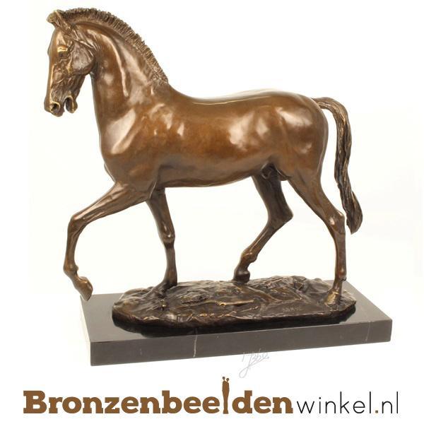 Paarden beeld brons BBWYY24