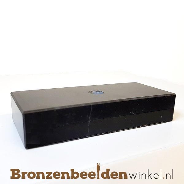 5x Marmeren sokkeltjes 2x10x4,5 cm