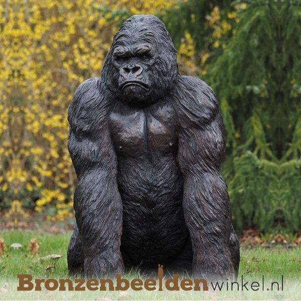 "Bronzen gorilla ""King Kong"" BBWB55870"