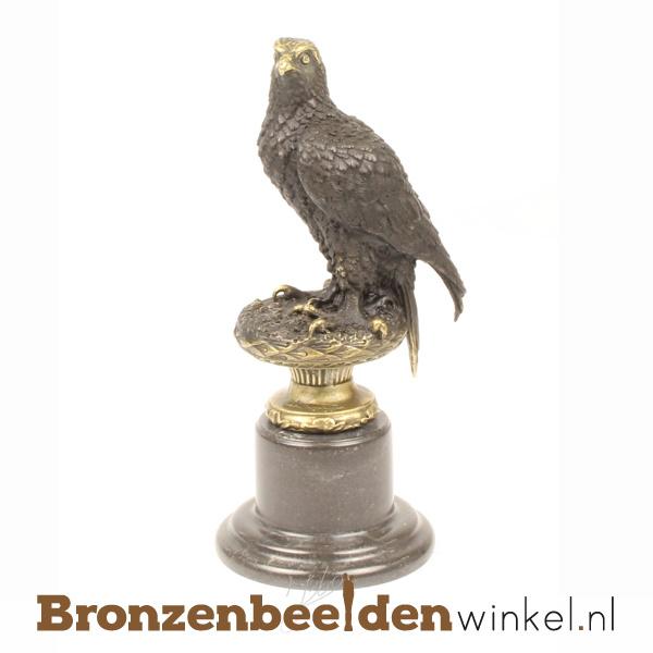 Bronzen adelaar beeld BBWbr2