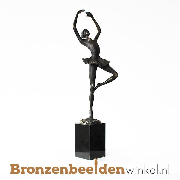 "Sportbeeldje ""De ballerina"" BBW003br51"
