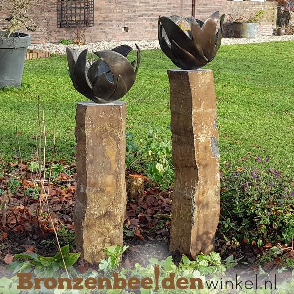 """Abstracte tuinbeelden """"Bloemen des Levens"""""""
