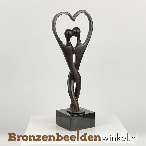 """Huwelijkscadeau """"Houden van elkaar"""" BBW007br34"""