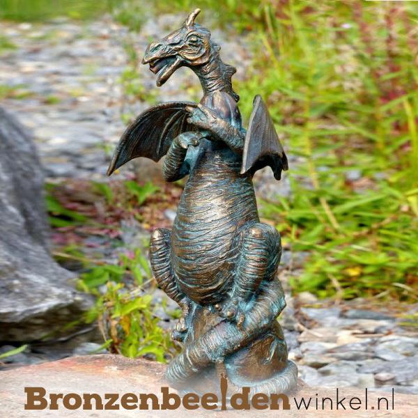 Spuitfiguur fantasie draak BBWR89055