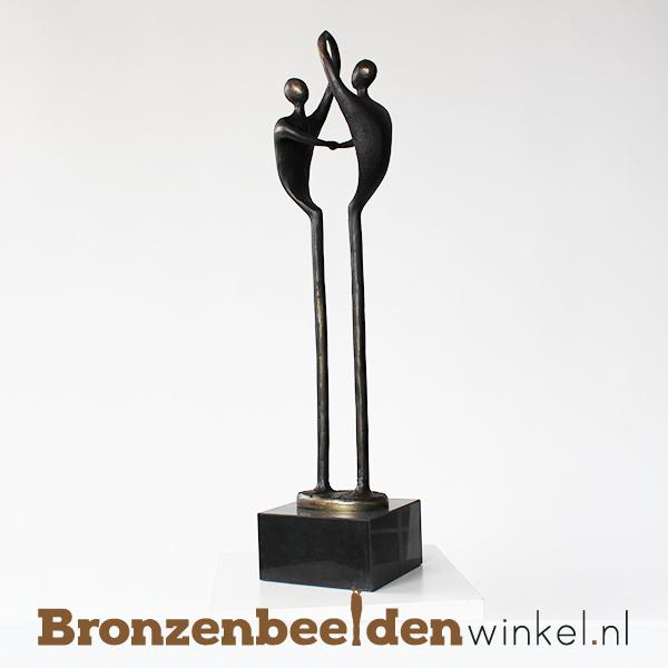 """Groot bruiloft cadeau """"Verbonden met Elkaar"""" BBW005br56"""