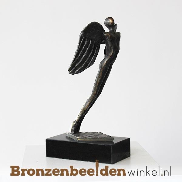 """Sterkte cadeau """"Bescherm engeltje"""" BBW006br04"""